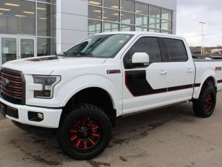 Used 2017 Ford F-150 Lariat for sale in Peace River, AB