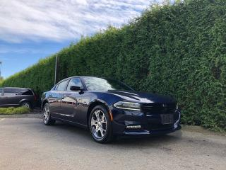 Used 2016 Dodge Charger SXT AWD + NO EXTRA DEALER FEES for sale in Surrey, BC