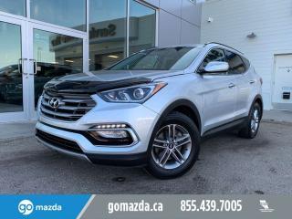 Used 2017 Hyundai Santa Fe Sport PREMIUM AWD STILL UNDER FULL WARRANTY for sale in Edmonton, AB