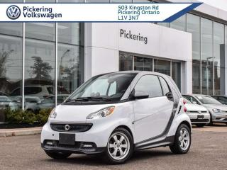 Used 2015 Smart fortwo PASSION!! 2 SETS OF WHEELS & TIRES! for sale in Pickering, ON
