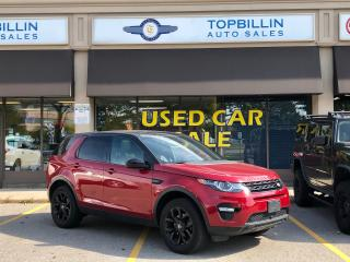 Used 2016 Land Rover Discovery Sport HSE, Navi, Pan Roof, Blind Spot for sale in Vaughan, ON