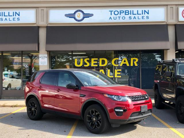 2016 Land Rover Discovery Sport HSE, Navi, Pan Roof, Blind Spot