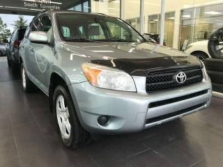 Used 2008 Toyota RAV4 Base 4WD, ACCIDENT FREE, POWER MIRRORS, A/C, RADIO for sale in Edmonton, AB