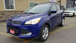 Used 2013 Ford Escape SE-HEATED SEATS-TOUCH SCREEN-REAR PARK SENSORS for sale in Tilbury, ON