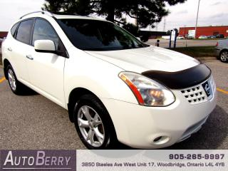 Used 2010 Nissan Rogue 2.5L - SL - AWD for sale in Woodbridge, ON