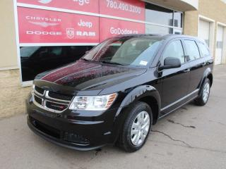 Used 2017 Dodge Journey Canada Value Package for sale in Edmonton, AB