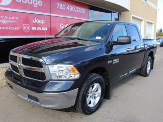 Used 2016 RAM 1500 SLT 4x4 Crew Cab for sale in Edmonton, AB