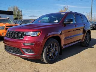 New 2019 Jeep Grand Cherokee Limited X / Panoramic Sunroof / GPS Navigation for sale in Edmonton, AB