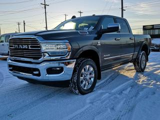 New 2019 RAM 2500 Limited 4x4 Crew Cab / Sunroof / GPS Navigation for sale in Edmonton, AB