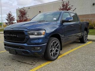 Used 2019 RAM 1500 Sport 4x4 Crew Cab / Panoramic Sunroof / GPS Navigation for sale in Edmonton, AB