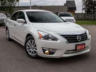 Used 2015 Nissan Altima 2.5 4dr FWD Sedan for sale in Brantford, ON