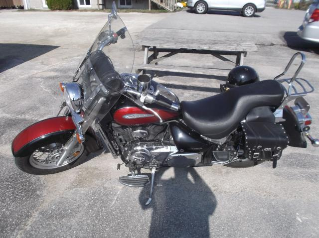 2001 Suzuki Intruder VOLUSLA