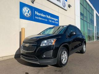Used 2016 Chevrolet Trax 2LT AWD for sale in Edmonton, AB
