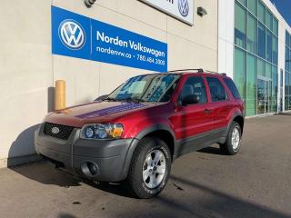 Used 2006 Ford Escape XLT 4WD - V6 W/ PWR PKG - LOW KMS! for sale in Edmonton, AB