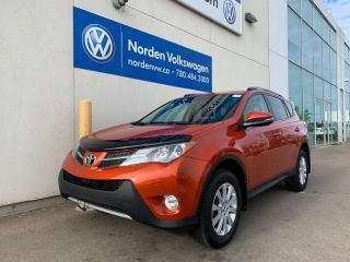 Used 2015 Toyota RAV4 XLE AWD - LEATHER / HEATED SEATS for sale in Edmonton, AB