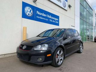 Used 2009 Volkswagen GTI TURBO - NO ACCIDENTS / CLEAN for sale in Edmonton, AB