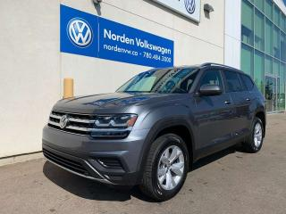 Used 2019 Volkswagen Atlas TRENDLINE for sale in Edmonton, AB