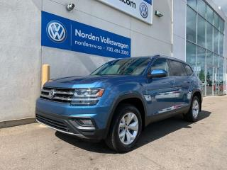 Used 2019 Volkswagen Atlas Comfortline for sale in Edmonton, AB