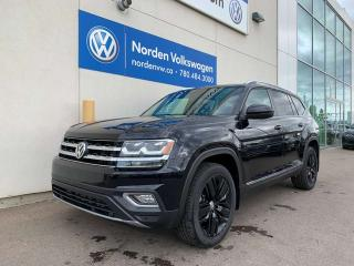 Used 2019 Volkswagen Atlas HIGHLINE for sale in Edmonton, AB