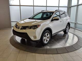 Used 2013 Toyota RAV4 XLE | AWD | NAV | 3M | Winter Tires | Sunroof for sale in Edmonton, AB