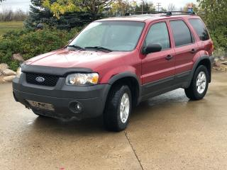 Used 2005 Ford Escape XLT AWD for sale in Saskatoon, SK