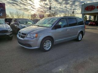 Used 2014 Dodge Grand Caravan SXT; 7-PASS, BLUETOOTH, BACKUP CAM, STOW AND GO, CRUISE CONTROL AND MORE for sale in Edmonton, AB