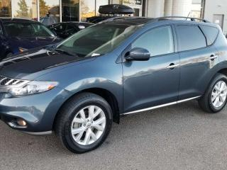 Used 2012 Nissan Murano SL; BLUETOOTH, BACKUP CAM, HEATED SEATS, SUNROOF AND MORE for sale in Edmonton, AB
