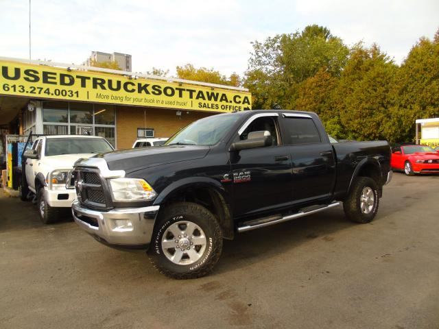 2014 RAM 2500 Outdoorsman 6.7 Cummins Turbo Diesel