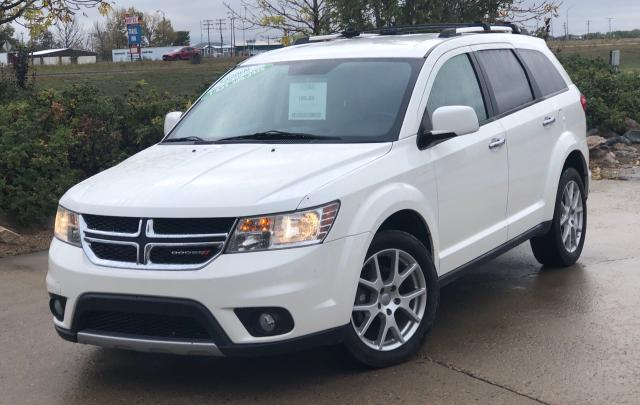 2012 Dodge Journey RT ALL WHEEL DRIVE