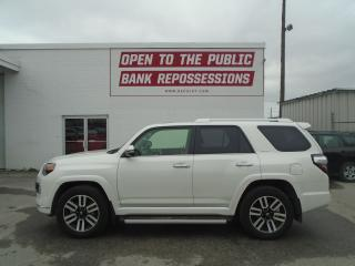Used 2019 Toyota 4Runner Limited for sale in Toronto, ON