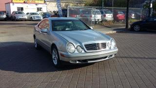 Used 1998 Mercedes-Benz CLK 320 - Low KM for sale in Edmonton, AB