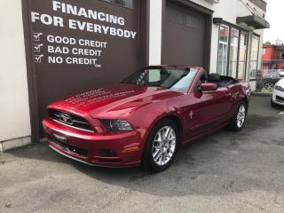 Used 2014 Ford Mustang V6 Premium for sale in Abbotsford, BC