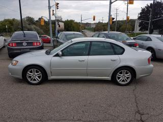 Used 2005 Subaru Legacy AWD *HEATED SEATS* for sale in Kitchener, ON