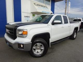 Used 2015 GMC Sierra 1500 SLE Z71 4x4, 6.6 Box, Nav, Rev Camera/Sensors for sale in Langley, BC
