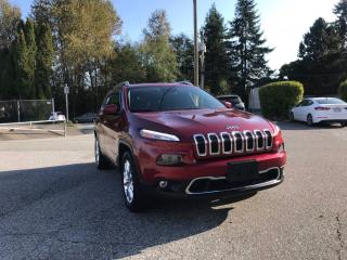 Used 2015 Jeep Cherokee Limited for sale in Surrey, BC