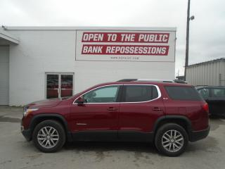 Used 2017 GMC Acadia SLE-2 for sale in Toronto, ON