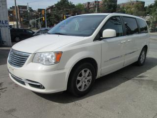 Used 2012 Chrysler Town & Country Touring 3.6L DVD Player| Navigation for sale in Toronto, ON