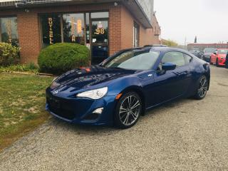 Used 2015 Scion FR-S Coupe/Auto/6 Speed/Sport/Bluetooth for sale in North York, ON