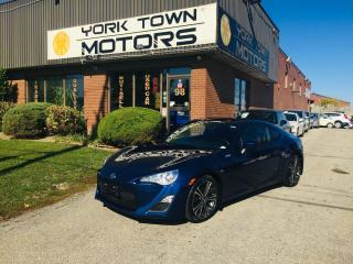 Used 2015 Scion FR-S Coupe/Auto/Sport/Bluetooth for sale in North York, ON