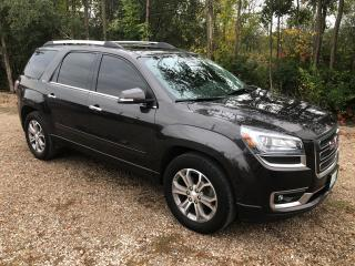 Used 2014 GMC Acadia SLT2 for sale in Perth, ON