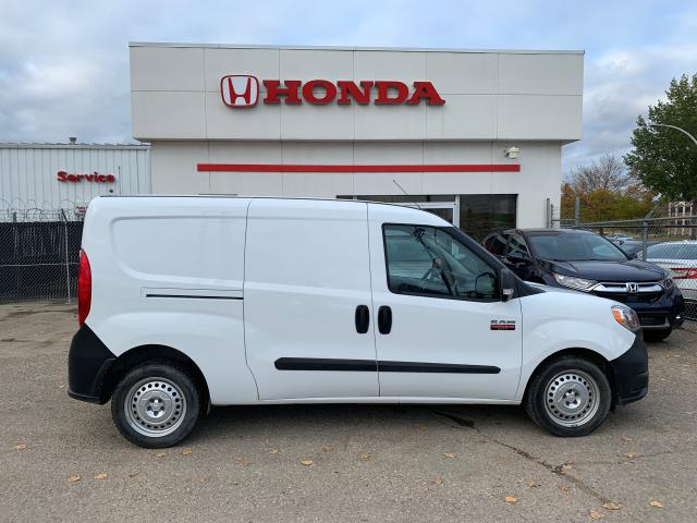 2017 RAM ProMaster Built To Work ST Cargo Van Tigershark