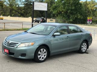 Used 2011 Toyota Camry LE|No Accident|Low Mileage for sale in Cambridge, ON