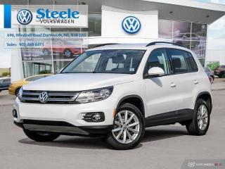 Used 2017 Volkswagen Tiguan Wolfsburg Edition for sale in Dartmouth, NS