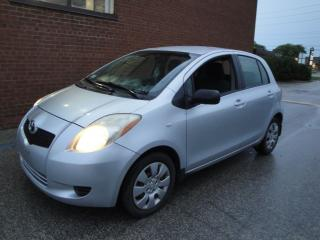 Used 2008 Toyota Yaris LE for sale in Oakville, ON