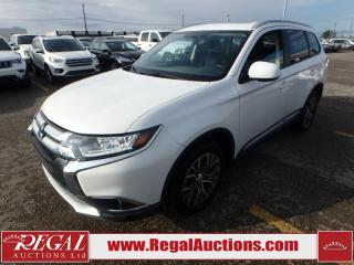 Used 2016 Mitsubishi Outlander ES 4D Utility AWD 2.4L for sale in Calgary, AB