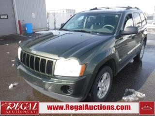 Used 2006 Jeep Grand Cherokee Laredo 4D Utility 4WD 3.7L for sale in Calgary, AB