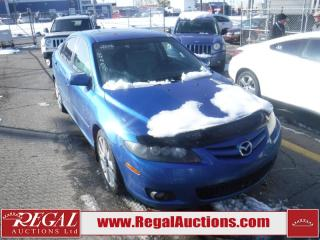 Used 2006 Mazda MAZDA6 4D Sedan for sale in Calgary, AB