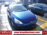 Photo of Blue 2005 Honda Accord