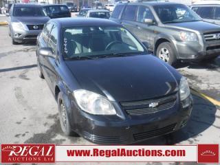 Used 2010 Chevrolet Cobalt LS 4D Sedan for sale in Calgary, AB