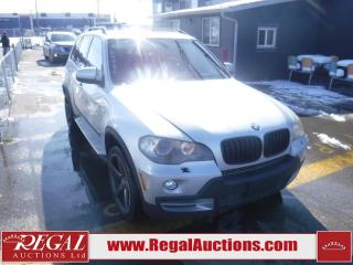 Used 2008 BMW X5 4D Utility 4.8I AWD for sale in Calgary, AB